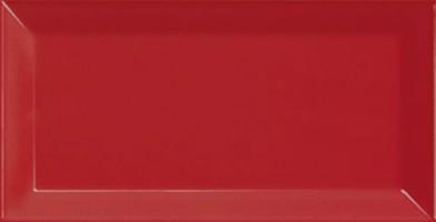 Настенная плитка 20123 Metro Rosso 10x20 Equipe