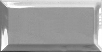 Настенная плитка 20125 Metro Silver 10x20 Equipe