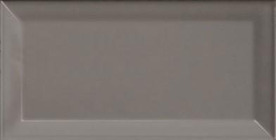 Настенная плитка 20996 Metro Dark Grey 10x20 Equipe