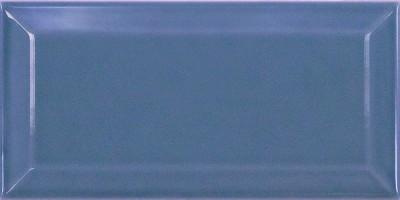 Настенная плитка 21289 Metro Blue 7.5x15 Equipe