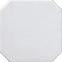 Керамогранит напольный 20547 Octagon Blanco Mate 20x20 Equipe