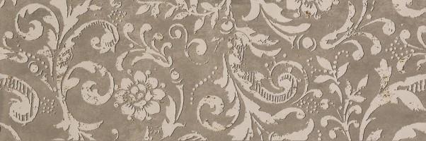 Декор fMuq Color Now Damasco Fango Inserto 30.5х91.5 Fap Ceramiche