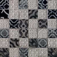 Мозаика fK63 Creta Maiolica Grey Mosaico 30.5x30.5 Fap Ceramiche