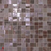 Мозаика fKVD Evoque Acciaio Copper Mosaico 30.5x30.5 Fap Ceramiche