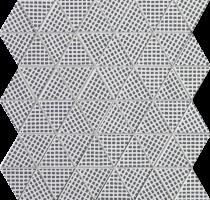 Мозаика настенная fOEH Pat Deco Blue Triangolo Mosaico 30.5x30.5 Fap Ceramiche