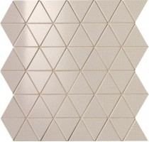 Мозаика настенная fOD9 Pat Beige Triangolo Mosaico 30.5x30.5 Fap Ceramiche