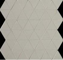 Мозаика настенная fOEC Pat Grey Triangolo Mosaico 30.5x30.5 Fap Ceramiche