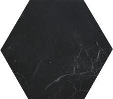 Керамогранит напольный fMAO Roma Grafite Esagono 25x21.6 FAP Ceramiche