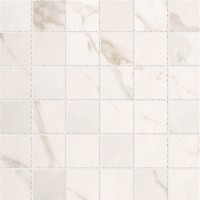 Мозаика напольная fLZ5 Roma Calacatta Macromosaico 30x30 FAP Ceramiche