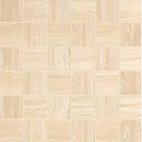 Мозаика напольная fMAA Roma Travertino Macromosaico 30x30 FAP Ceramiche
