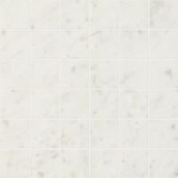 Мозаика напольная fNGE Roma Diamond Carrara Macromosaico 30x30 FAP Ceramiche