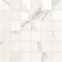 Мозаика напольная fNGH Roma Diamond Statuario Macromosaico 30x30 FAP Ceramiche