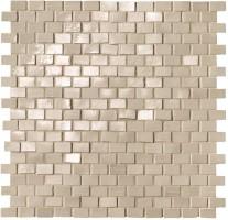 Мозаика fNWO Brickell Beige Brick Mos.Gloss 30x30 Fap Ceramiche