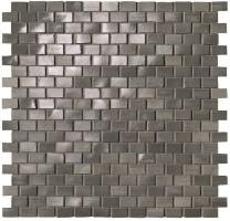 Мозаика fNWQ Brickell Grey Brick Mos.Gloss 30x30 Fap Ceramiche