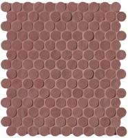 Мозаика fNK9 Brooklyn Round Flame Mos. 29.5x32.5 Fap Ceramiche
