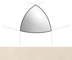 Угол fMSA Color Line Now Beige AE SPIGOLO 1x1 Fap Ceramiche