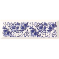 Декор Gracia Ceramica Metro Gzhel 10х30