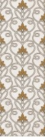 Декор 10301002138 Silvia beige 02 30x90 Gracia Ceramica