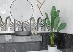 Керамическая плитка Noir (Gracia Ceramica)