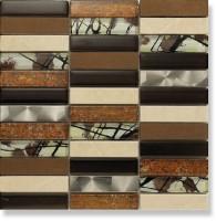 Мозаика Artist Brown 30х30 Intermatex