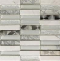 Мозаика Artist White 30х30 Intermatex