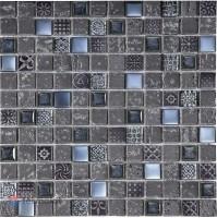 Мозаика Imperium Grafite 30х30 Intermatex