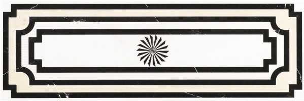 Декор Italon Charme Pearl Inserto Frame-Up Lucido 25x75 600080000212