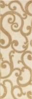 Вставка Italon Шарм Крим Жасмин 25х75 600080000216