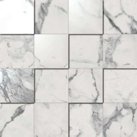 Декор Italon Charme Evo Statuario Mosaico 3D 30х30 620110000051