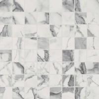 Керамогранит Italon Charme Evo Statuario Mosaico Lux 29.2x29.2 напольный 610110000100