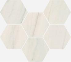 Декор Italon Charme Extra Lasa Mosaico Hexagon 25x29 620110000064
