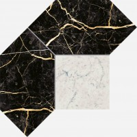Декор Italon Charme Extra Laurent Mosaico Polygon Lux 28.5x21 620110000085