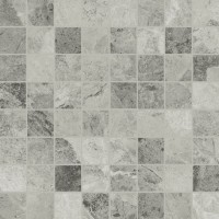 Керамогранит Italon Charme Extra Silver Mosaico Lux 29.2x29.2 настенный 610110000344