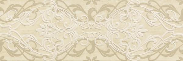Декор Italon Travertino Inserto Arabesque 25x75 600080000228