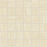 Декор Italon Travertino Navona Mosaico Cerato 30x30 610110000074