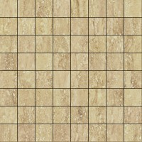 Декор Italon Travertino Romano Mosaico Lux 29.2x29.2 610110000079