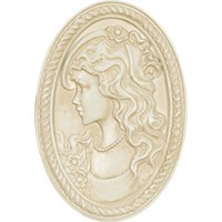Вставка Italon Travertino Bassorilievo Empire 10x16 декоративная 600100000029