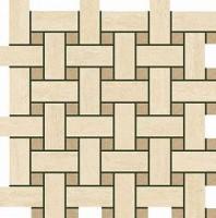 Мозаика Italon Травертино Навона Лаунж 30.5х30.5 600110000059