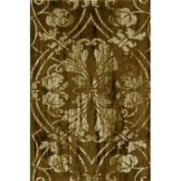 Плитка Керамин Венеция 3Т 20x30 настенная коричневый