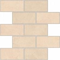 Мозаика K-1003/LR/m13 Crema Marfil Marble Trend 30.7x30.7 Kerranova