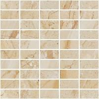 Мозаика напольная K-101/S/m07 Genesis Mosaic Beige 30.7x30.7 Kerranova