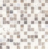 Мозаика Extra коричневый+бежевый 30x30 Laparet