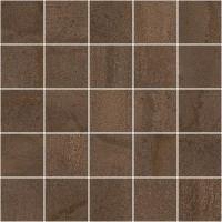 Декор MM34035 Metallica мозаичный коричневый 25х25 Laparet