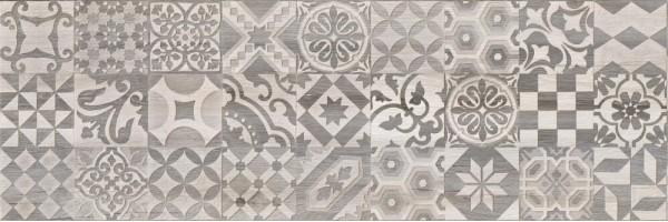 Декор 1664-0166 Альбервуд 2 белый 20х60 Lasselsberger Ceramics