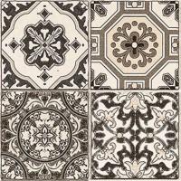 Декор 3601-0102 Астрид многоцветный 5.8x5.8 Lasselsberger Ceramics