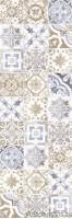 Декор 1064-0172 Tender Marble голубой 20х60 Lasselsberger Ceramics