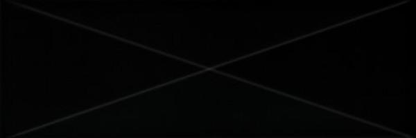 Плитка MJA2 Architettura Nero Wright New 10x30 Marazzi Italy