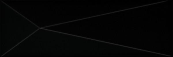 Плитка MJB0 Architettura Nero Wright New 10x30 Marazzi Italy