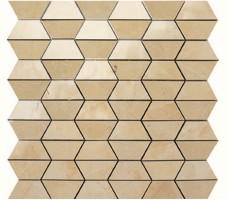 Мозаика настенная MK0C EvolutionMarble Mosaico Lux 29х29 Marazzi Italy
