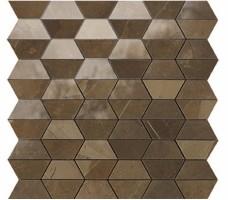 Мозаика настенная MK0D EvolutionMarble Mosaico Lux 29х29 Marazzi Italy